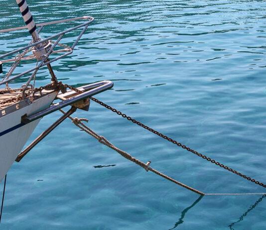 jak dobrać kotwicę do łodzi