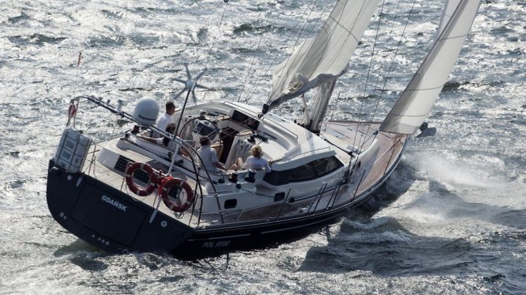 jacht oceaniczny Delphia 46 CC